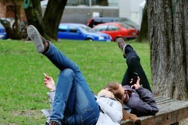 """Kauno rajone - """"Savaitė be rūkymo"""""""