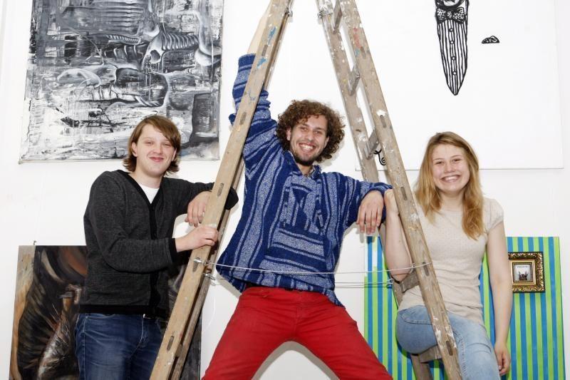 Jaunieji kūrėjai sugrįžo pasveikinti Klaipėdos (programa)