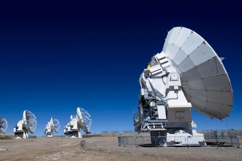 SKA: teleskopas, pakeisiantis žmonijos požiūrį į visatą