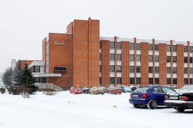 """""""Drobė LT"""" fabrike atjungtas šildymas (papildyta)"""