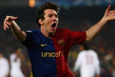 Geriausieji pasaulio futbolininkai - L.Messi ir Marta