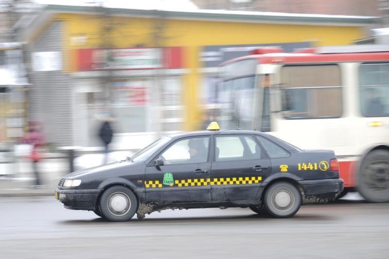 Taksi nuo lapkričio privalo išduoti kvitus
