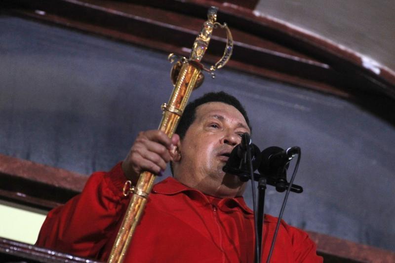 """H. Chavezui """"su kiekviena diena geriau"""""""