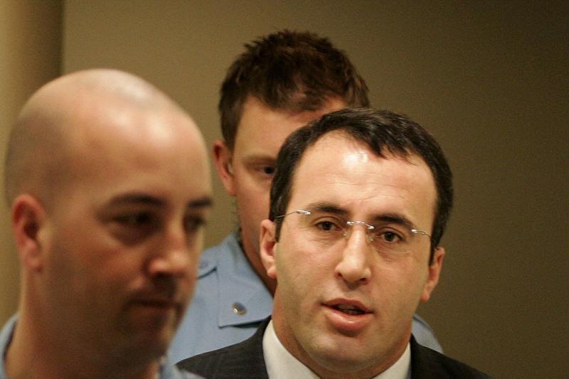 Buvusiam Kosovo premjerui siūlo skirti 20 metų laisvės atėmimo bausmę