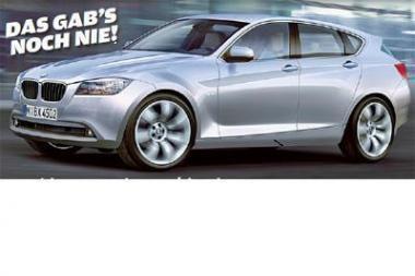 Nauja 3-os serijos BMW