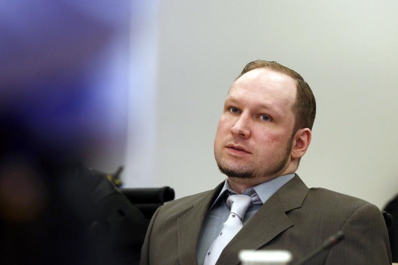A.B.Breiviko teisme liudijantys ekspertai prisimena didžiulį griausmą