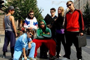 """Fluxus ministerijoje"" - funk muzika su mafijos prieskoniu"