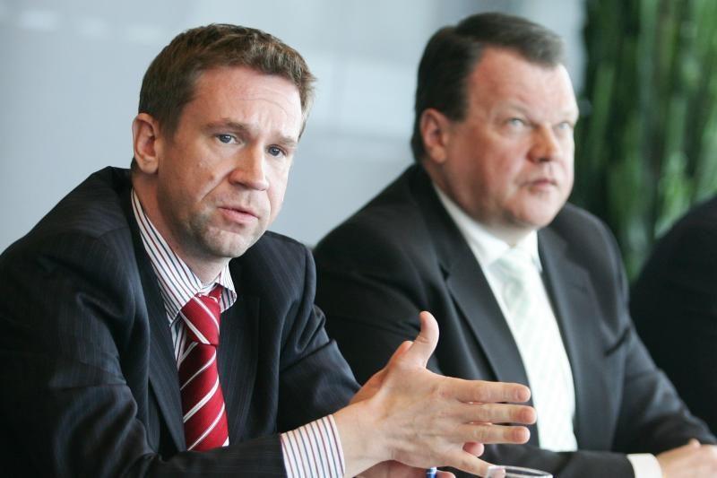 Verdiktą dėl R.Baranausko ir V.Antonovo skundo - trečiadienį