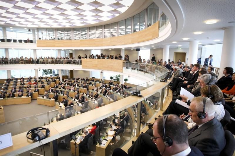 Parlamentinei veiklai skirtos lėšos leidžiamos ir automobiliams