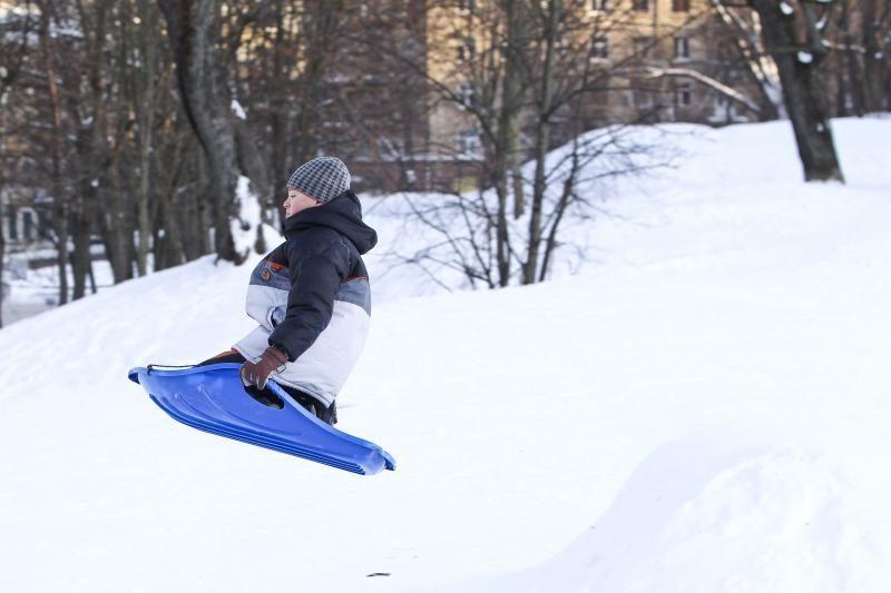 Lietuvoje snigs, naktimis labiau pašals