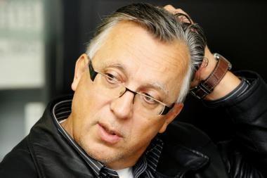 """Gediminas Navikauskas konsultuoja """"Energijos"""" ledo ritulio klubą"""