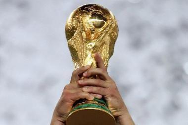 Sulaikyta iš kokaino pagaminta FIFA taurė