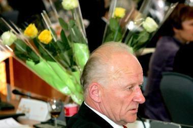 Vilniaus meras J.Imbrasas gimtadienių nemėgsta