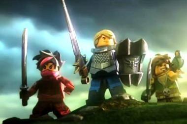 """""""Lego"""" plečia savo internetinius žaidimus"""