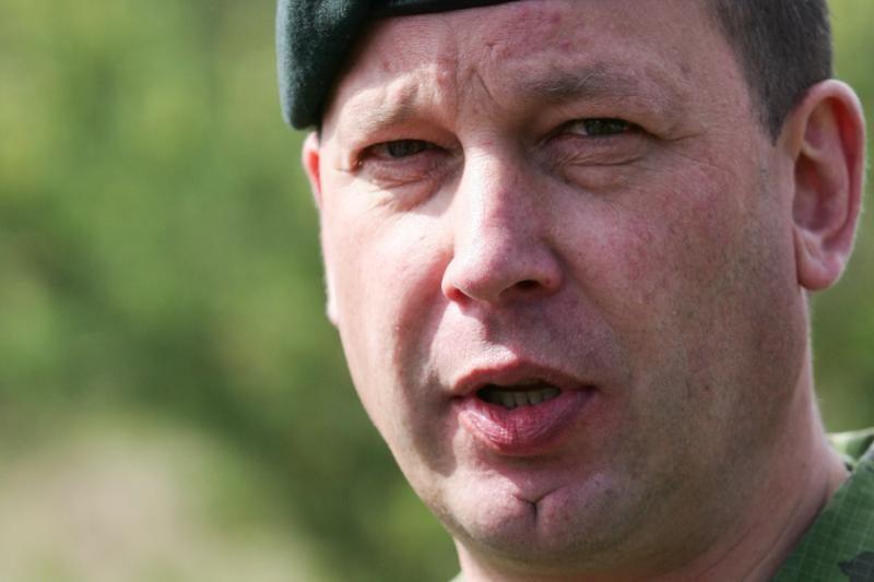 Generolas V. Tamošaitis: lietuvius apšaudė Afganistano karys