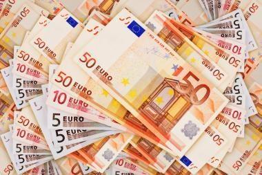 Vilniuje iš namo pavogta 15 tūkst. eurų