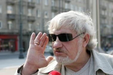 Gėjų paradą sudrumstęs V. Šustauskas aiškino teismui nenorėjęs įžeisti policininkų