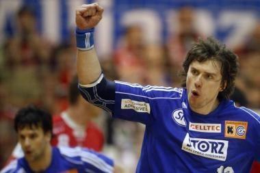 J.Marcinkevičius rengiasi EHF taurės turnyro finalui