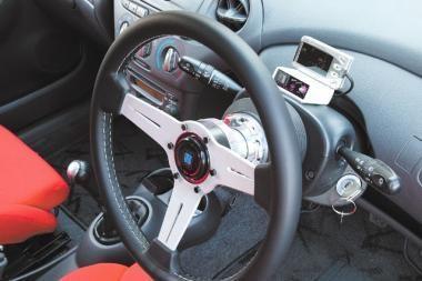 Britanijoje siūloma leisti vairuoti tik beveik blaiviems