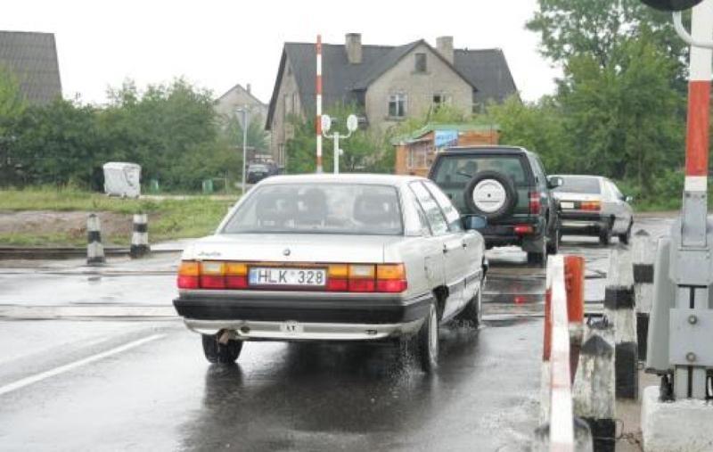 """""""Lietuvos geležinkeliai"""": Rimkų pervaža nebus uždaryta"""