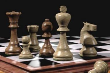 Europos komandiniame šachmatų čempionate - vėl lygiosios
