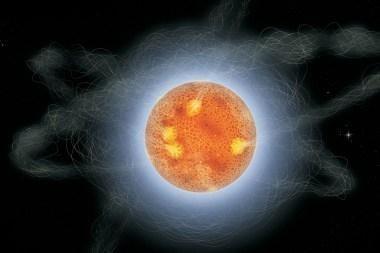 Magnetaras – iššūkis juodųjų skylių teorijai