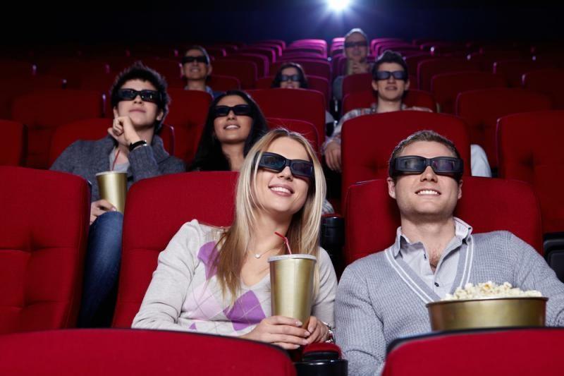 Pietų europiečiai dėl ekonominės krizės rečiau vaikšto į kiną