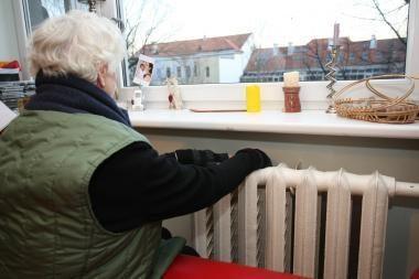 Šildymo sezono pradžia atidėta iki kitos savaitės