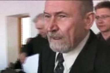 A.Petrusevičius pripažintas kaltu, tačiau jam kalėti neteks