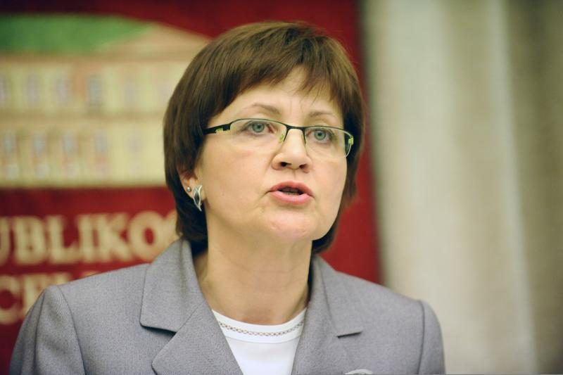 Premjero patarėja tapo     R. Grumadaitė