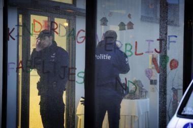 Dėl sąmokslo surengti išpuolį Belgijoje sulaikyta dešimt islamistų (papildyta)