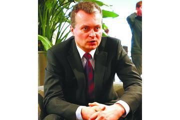 G.Nausėda - vienas populiariausių galimų kandidatų į prezidentus