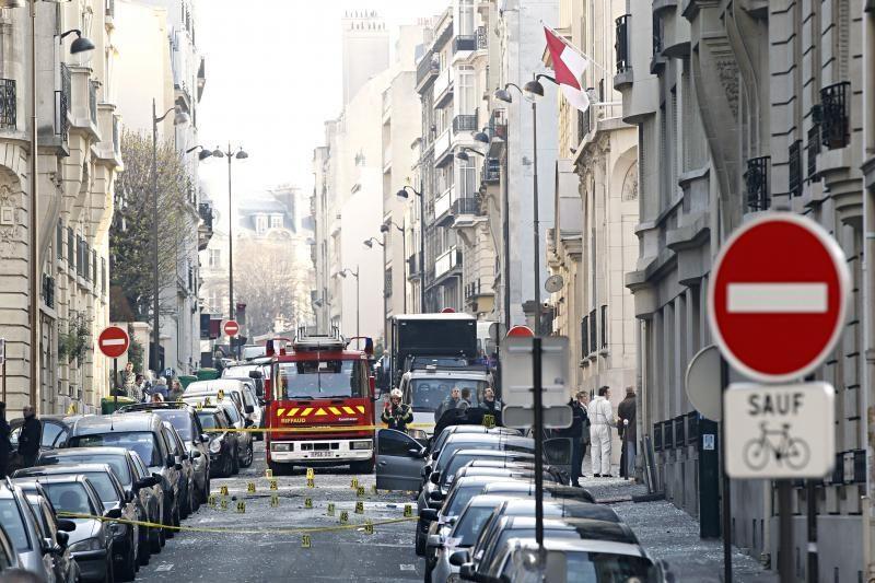 Prancūzija: už metro modernizavimą mokės gatvių prasižengėliai