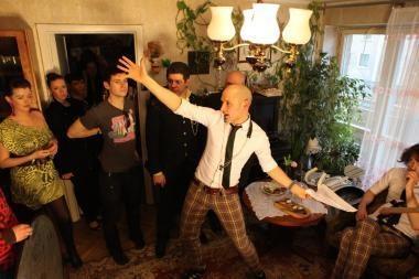 """InCulto"" pristato dainos ""Eastern European Funk"" vaizdo klipą"