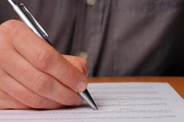 Vyks antrasis Konstitucijos egzamino turas