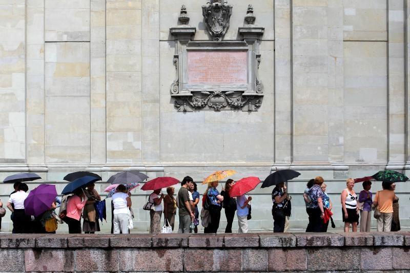 Penktadienį Valdovų rūmuose laukiama dešimttūkstantojo lankytojo