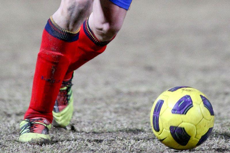 Lietuvos šešiolikmečių futbolo rinktinė nugalėjo Azerbaidžaną