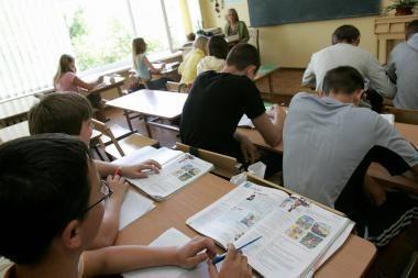 Vilniaus medikų pagalbos prireikė mokykloje sumuštam paaugliui