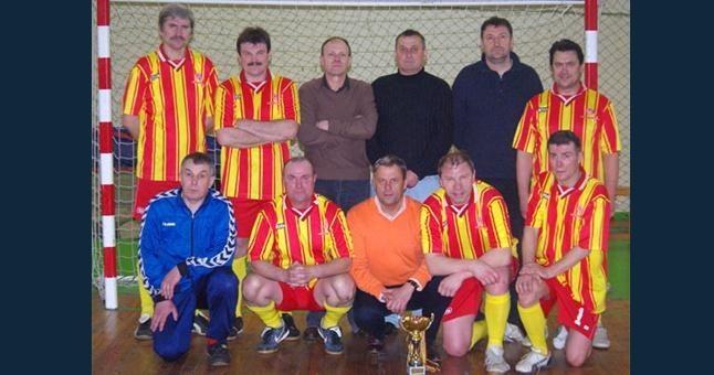 Antrajame Klaipėdos senjorų čempionate – keturios komandos