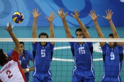 Tinklinio pusfinalyje – Rusija ir Italija