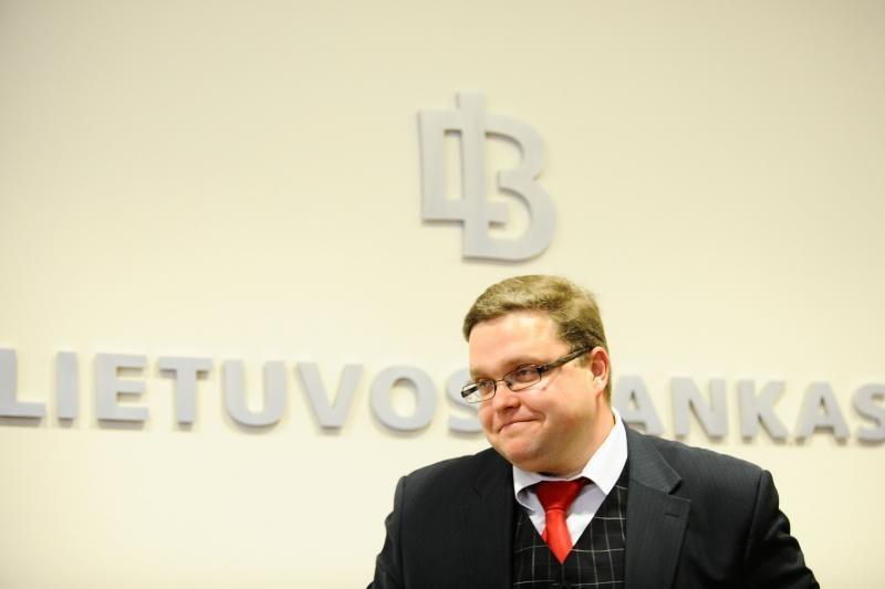Pradėtas tyrimas dėl Lietuvos banko vadovo V. Vasiliausko