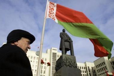 Baltarusijos spauda: dujų terminalą Lietuvoje jau pastatėme