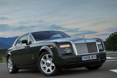 """Rekordiniai """"Rolls-Royce"""" metai"""