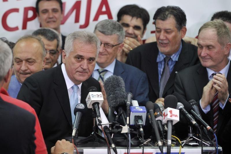 Serbijos prezidentas T.Nikoličius - buvęs ultranacionalistas