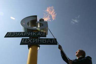 """""""Nord Stream"""" statybas žada pradėti kitąmet"""