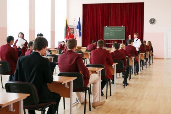 Į matematikos egzaminą neatvyko beveik pusšimtis klaipėdiečių