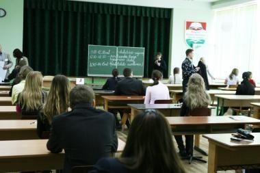 Patenkinta nedidelė dalis lietuvių kalbos egzamino rezultatus skundusių moksleivių apeliacijos