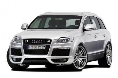"""""""Audi Q7"""" – 595 AG galios"""