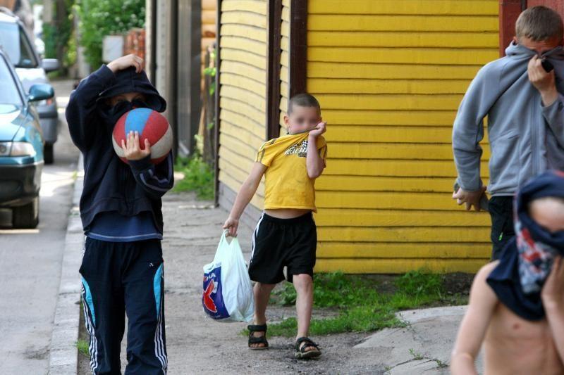 Vilniaus rajonas visus beglobius vaikus pasiliks sau