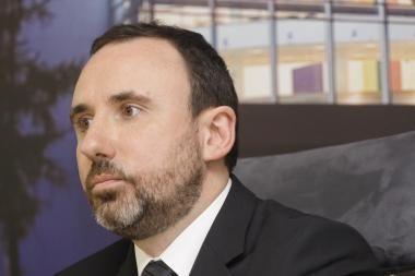 Seime prisiekė kultūros ministras A.Gelūnas